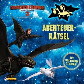 Drachenzähmen leicht gemacht 3: Die geheime Welt: Abenteuerrätsel