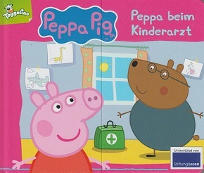 Peppa Pig - Peppa beim Kinderarzt