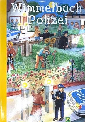 Wimmelbuch - Polizei