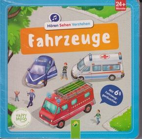 Hören Sehe Verstehen - Fahrzeuge (Soundbuch)