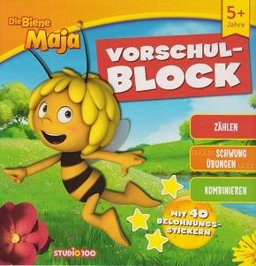 Die Biene Maja - Vorschulblock