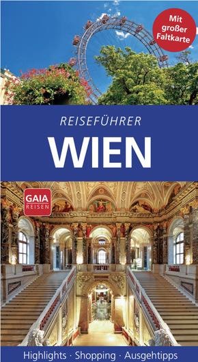 Reiseführer Wien - Mit großer Faltkarte