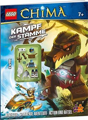 LEGO® Legends of Chima. Kampf der Stämme (inkl. Mini-Figur)