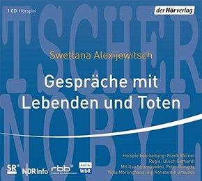 Gespräche mit Lebenden und Toten, 1 Audio-CD