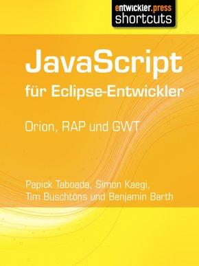 JavaScript für Eclipse-Entwickler (eBook, ePUB)
