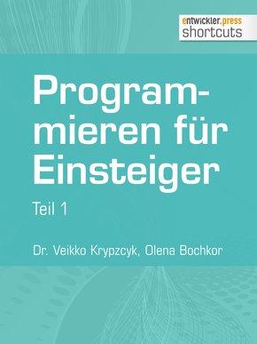 Programmieren für Einsteiger (eBook, ePUB)