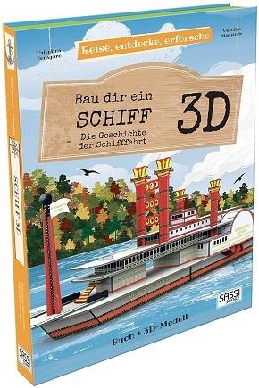 Bau dir ein Schiff 3D - Die Geschichte der Schifffahrt