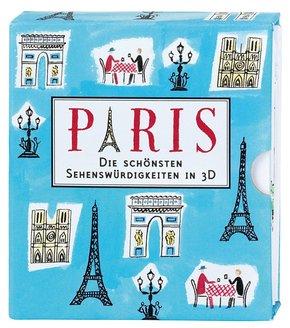 Paris, Die schönsten Sehenswürdigkeiten in 3D