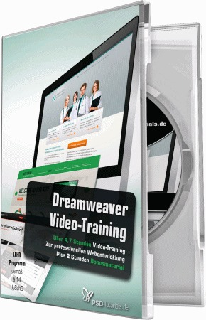 Dreamweaver - Video-Training