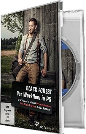 BLACK FOREST – Der Workflow in Photoshop - Video-Training