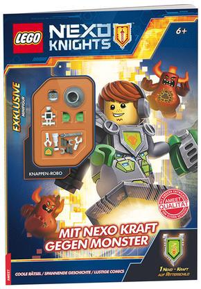 LEGO® NEXO KNIGHTS™ - Mit Nexo-Kraft gegen Monster (Mit Minifigur Knappen-Robo)