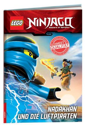LEGO® NINJAGO™ - Nadakhan und die Luftpiraten, Lesebuch