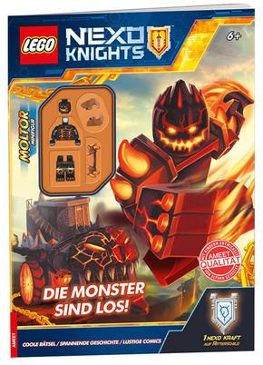 LEGO® NEXO KNIGHTS™ - Die Monster sind los! (Mit Minifigur Moltor)