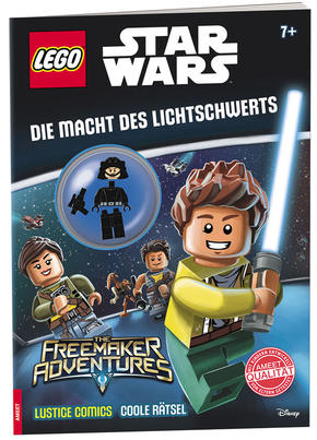 """LEGO Star Wars - Die Macht des Lichtschwerts (mit Minifigur """"Death Star Trooper"""")"""