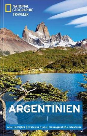 National Geographic Traveler - Argentinien Reiseführer