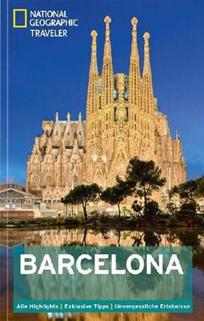 National Geographic Traveler - Barcelona Reiseführer