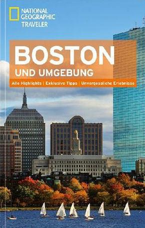 National Geographic Traveler - Boston und Umgebung Reiseführer