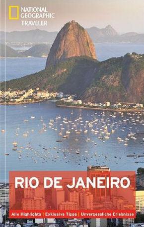 National Geographic Traveler - Rio de Janeiro Reiseführer