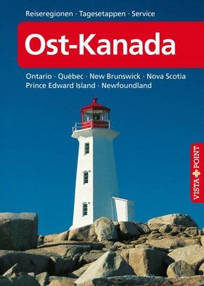 Ost-Kanada (eBook, ePUB)