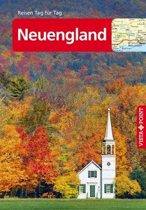 Neuengland - VISTA POINT Reiseführer Reisen Tag für Tag (eBook, ePUB)