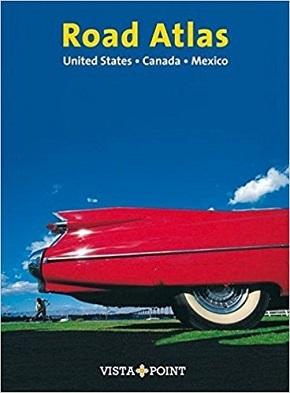 Road Atlas & Routenplaner United States · Canada · Mexico