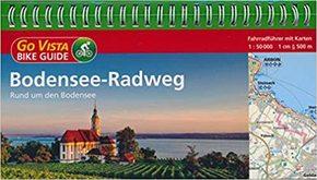 Bodensee-Radweg - Fahrradführer mit Karten