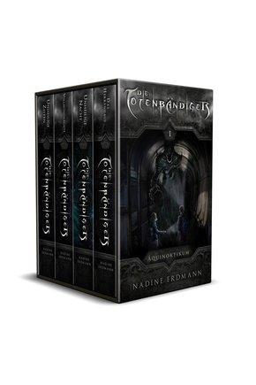 Die Totenbändiger - Äquinoktikum - Die gesamte erste Staffel (eBook, ePUB)