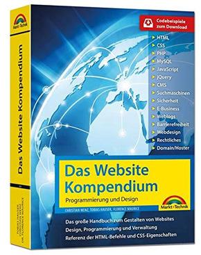 Das Website Kompendium - Programmierung und Design
