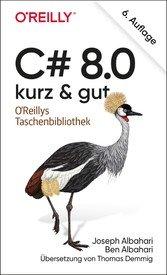 C# 8.0 - kurz & gut (eBook, PDF)