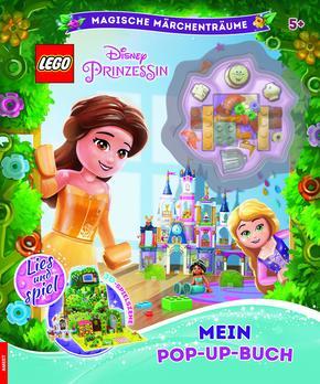 LEGO® DISNEY Prinzessin - Mein Pop-up-Buch (inkl. 27-teiliges LEGO® Spielset mit Figuren)