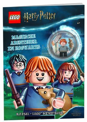 LEGO® Harry Potter - Magische Abenteuer in Hogwarts (Mit Minifigur Ron Weasley)