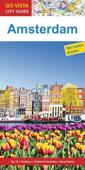 GO VISTA: Reiseführer Amsterdam (eBook, ePUB)