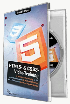 HTML5  und CSS3 - Video-Training