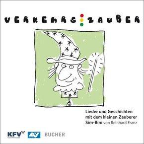 Verkehrszauber, m. 1 Audio-CD