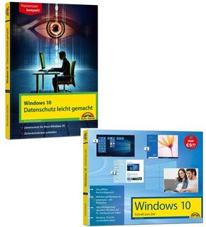 PC-Grundlagen Paket - Sicherheit, Netzwerke, Fritz!Box (3 Bücher)