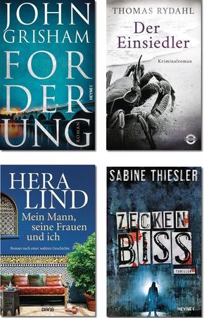 Bestseller-Paket (3 Bücher)