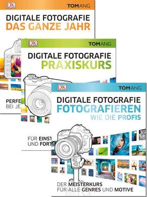 Tom Ang - Fotografie-Paket (3 Bücher)