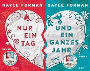 Nur ein Tag + Und ein ganzes Jahr - Das Roman-Duo (2 Bücher)