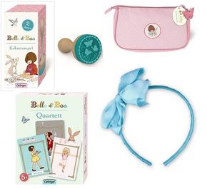 Belle & Boo - Geschenkpaket für Kinder (4 Artikel)