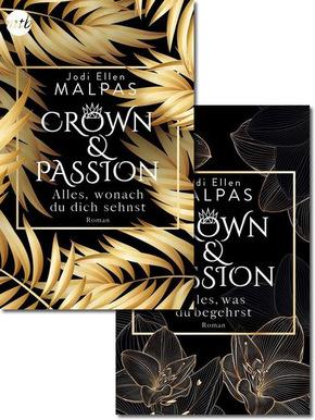 Crown & Passion - Buchpaket (2 Bücher)