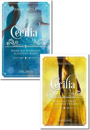 Cecilia - Band 1 & 2 (2 Bücher)