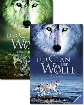 Der Clan der Wölfe - Buchpaket (Band 1 & 2)