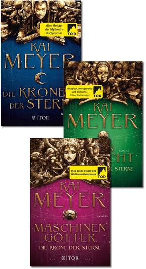 Die Krone der Sterne - Die komplette Saga (3 Bücher)