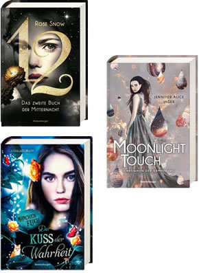 Fantasy Bestseller-Paket (3 Bücher)