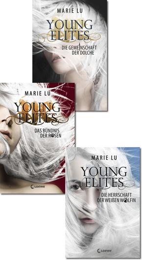 Young Elites - Die komplette Trilogie (3 Bücher)