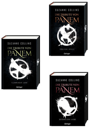 Die Tribute von Panem - Die komplette Trilogie (3 Bücher)