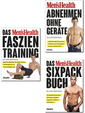 Men's Health - Fitness-Paket (4 Bücher)