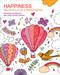 Malbuch für Erwachsene: Happiness