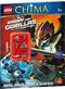 LEGO® Legends of Chima - Minifigur (Winzar) + Buch - Raben und Gorillas