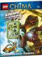 LEGO® Legends of Chima - Minifigur (Ewar) + Buch - Kampf der Stämme